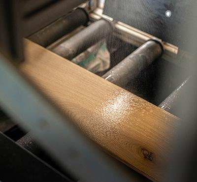lakafwerking houten vloer