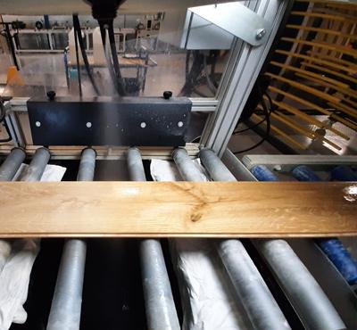 roken van houten planken
